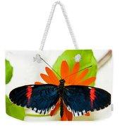 Cythera Butterfly Weekender Tote Bag