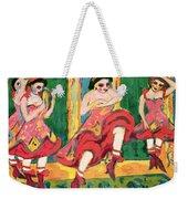 Czardas Dancers, 1908-20 Weekender Tote Bag