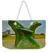 D-day Memorial For Juno Beach Heros Weekender Tote Bag