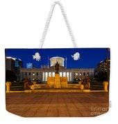 D13l112 Ohio Statehouse Photo Weekender Tote Bag