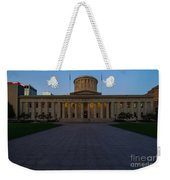 D13l83 Ohio Statehouse Photo Weekender Tote Bag