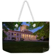 D13l94 Ohio Statehouse Photo Weekender Tote Bag
