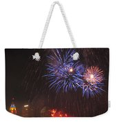 D21l163 Red White And Boom Photo Weekender Tote Bag