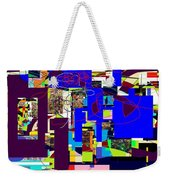 Daas 3 Weekender Tote Bag by David Baruch Wolk