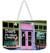 Dad's And Mom's Stores Weekender Tote Bag