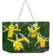 Daffies Weekender Tote Bag