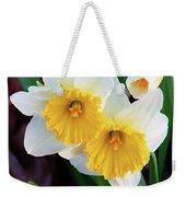 Daffodil Art  Weekender Tote Bag