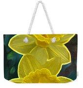 Daffodil Duet By Jrr Weekender Tote Bag