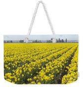 Daffodil Field Weekender Tote Bag