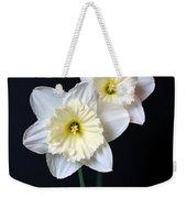 Daffodil Flowers Still Life Weekender Tote Bag