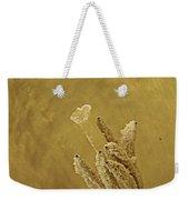 Daffodil Macro Weekender Tote Bag