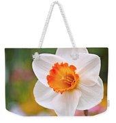 Daffodil  Weekender Tote Bag by Rona Black