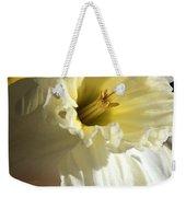 Daffodil Still Life Weekender Tote Bag