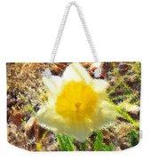Daffodil Under Water Weekender Tote Bag