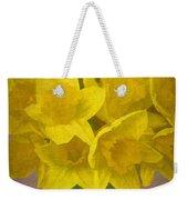 Daffodils 10 Weekender Tote Bag