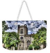Dagenham Village Church Weekender Tote Bag