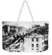 Daguerreotype, 1838 Weekender Tote Bag
