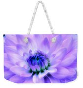 Dahlia Dream Weekender Tote Bag