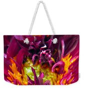 Dahlia Fairies Delight Weekender Tote Bag