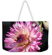 Dahlia Generations Weekender Tote Bag