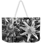 Dahlia Named Amy's Star Weekender Tote Bag