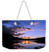 Daicey Pond Sunrise II Weekender Tote Bag
