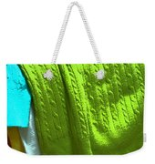 Daily Decisions Weekender Tote Bag