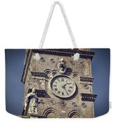 Daily Rhythms Weekender Tote Bag by Joan Carroll