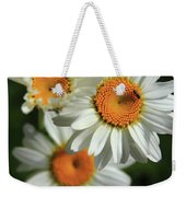 Daisy And Friend Weekender Tote Bag
