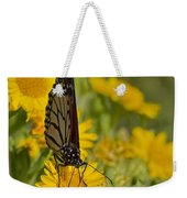 Daisy Daisy Give Me Your Anther Do Weekender Tote Bag