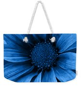 Daisy Daisy Pure Blue Weekender Tote Bag