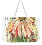 Daisy Girl Weekender Tote Bag by Sherry Harradence