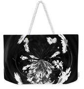 Daisy Globe Weekender Tote Bag