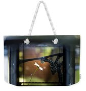 Daisy On A Bench Ttv Weekender Tote Bag