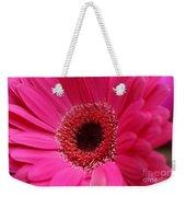 Daisy Pink Weekender Tote Bag