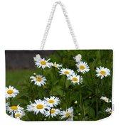 Daisy Splendor Weekender Tote Bag