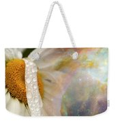 Daisy With Hubble Cosmos Weekender Tote Bag