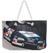 Dale Earnhardt At Bristol Weekender Tote Bag