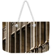 Dallas Architecture Weekender Tote Bag
