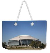 Dallas Cowboys Stadium Weekender Tote Bag