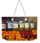 Dallas Farmers Market - Pickels? Weekender Tote Bag