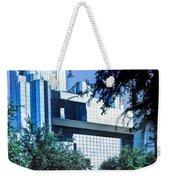 Dallas Glass  Weekender Tote Bag