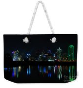 Dallas Reflections Weekender Tote Bag