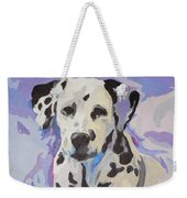 Dalmatian Puppy Weekender Tote Bag