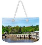 Dam House Weekender Tote Bag