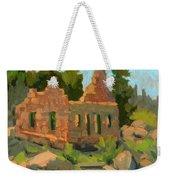 Dam Watcher's Old Home Weekender Tote Bag