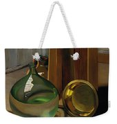 Dame-jeanne And Caisse Weekender Tote Bag