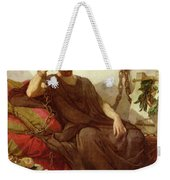 Damocles Weekender Tote Bag by Thomas Couture