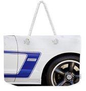Dan Gurney 2009 Ford Mustang Weekender Tote Bag