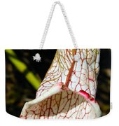 Dana's Delight Carnivorous Pitcher Plant Weekender Tote Bag